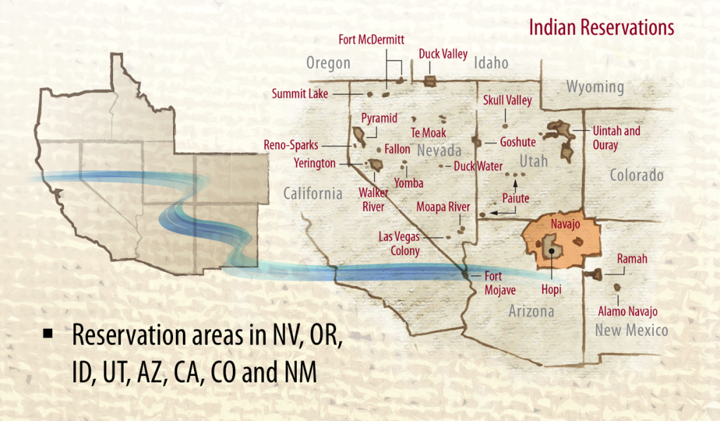 Native Waters project area.