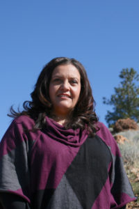 Staci Emm is the outreach lead on the Native Waters project.