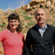 Meghan Collins and Dr. Richard Jasoni
