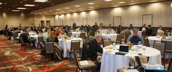 The 2017 Tribal Summit was held at the Nugget Hotel Casino in Sparks, NV.