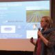 NWAL team member Dr. Bonnie Colby presents her work during the NWAL Research Highlights session.