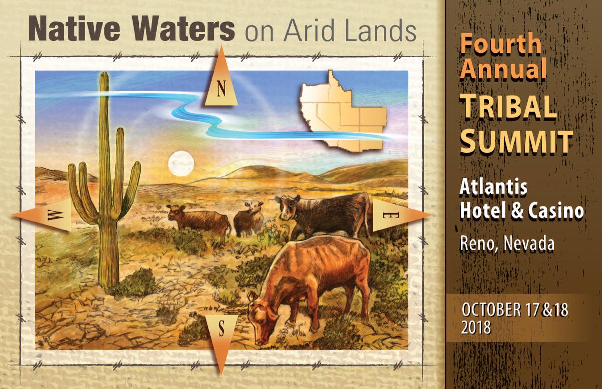 The Summit Reno >> 2018 Tribal Summit Native Waters On Arid Lands